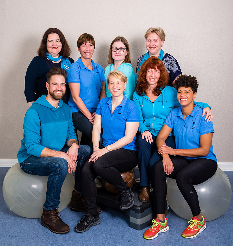 Team Physioteam Falkenried