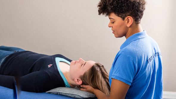 Physiotherapie CranioSacrale Therapie (CST)